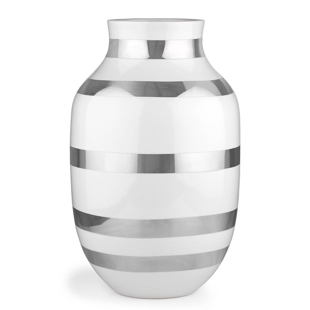 Omaggio Vas Silver Large