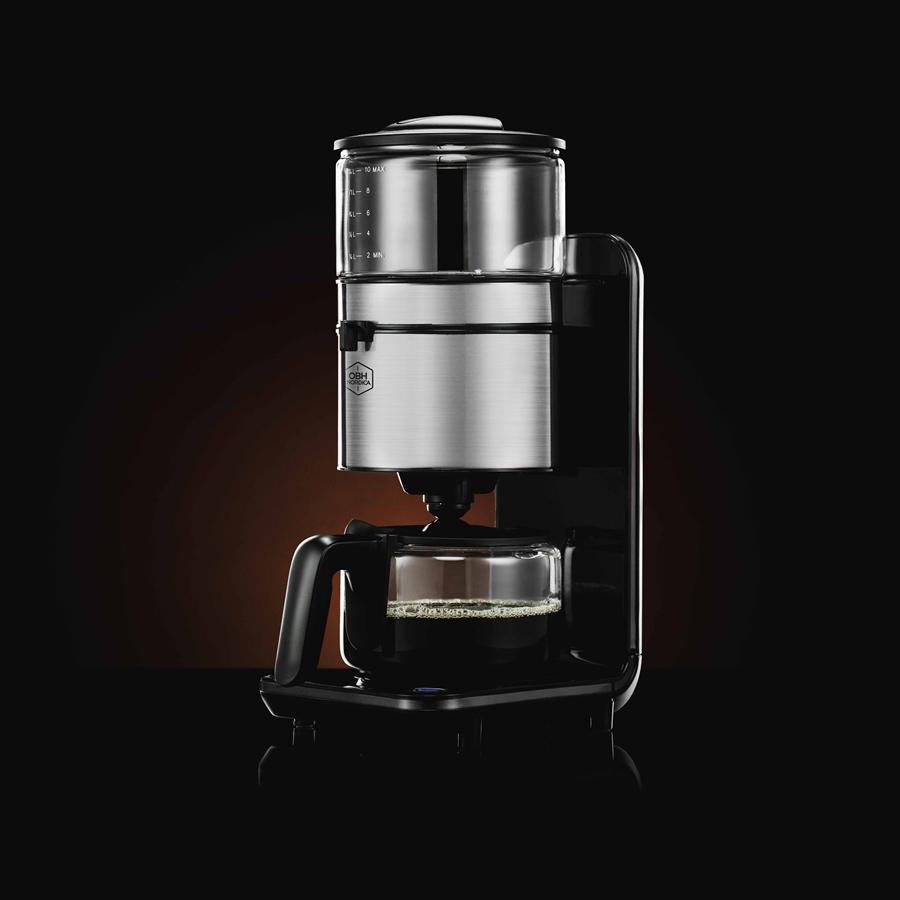 Gravity Kaffebryggare Rostfritt Stål