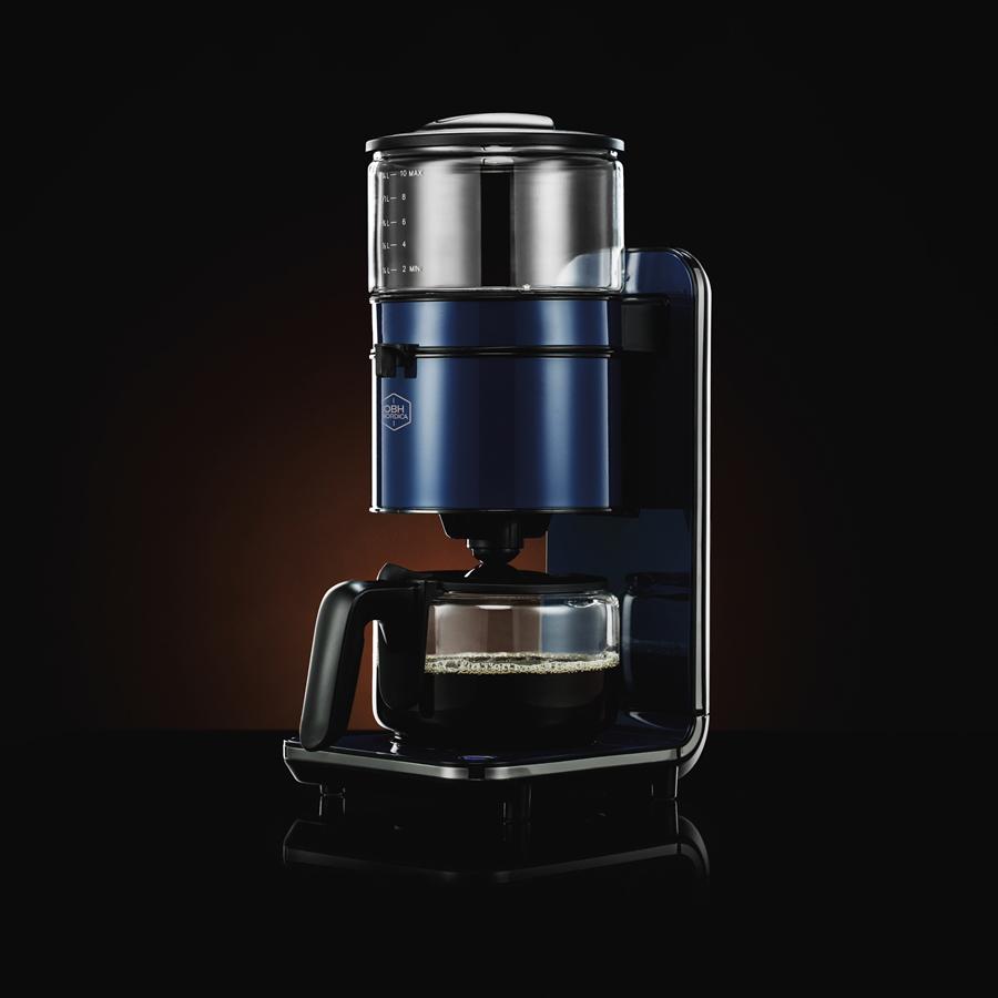 Gravity Kaffebryggare Indigo