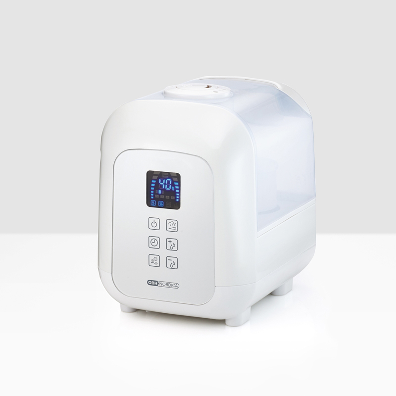 Pure Comfort Compact Ultrasonic Luftfuktare