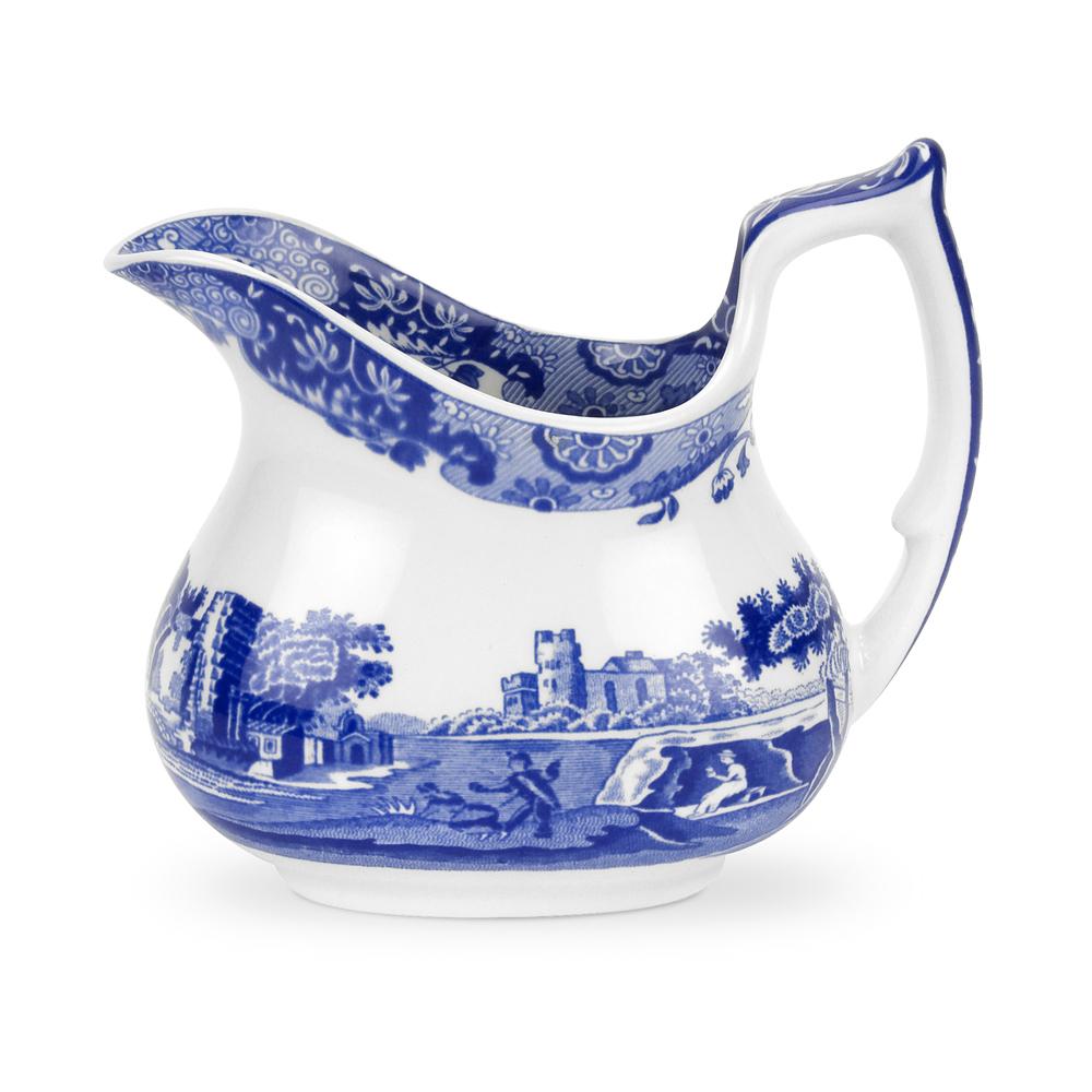Blue Italian Mjölk-/Gräddkanna 220 ml
