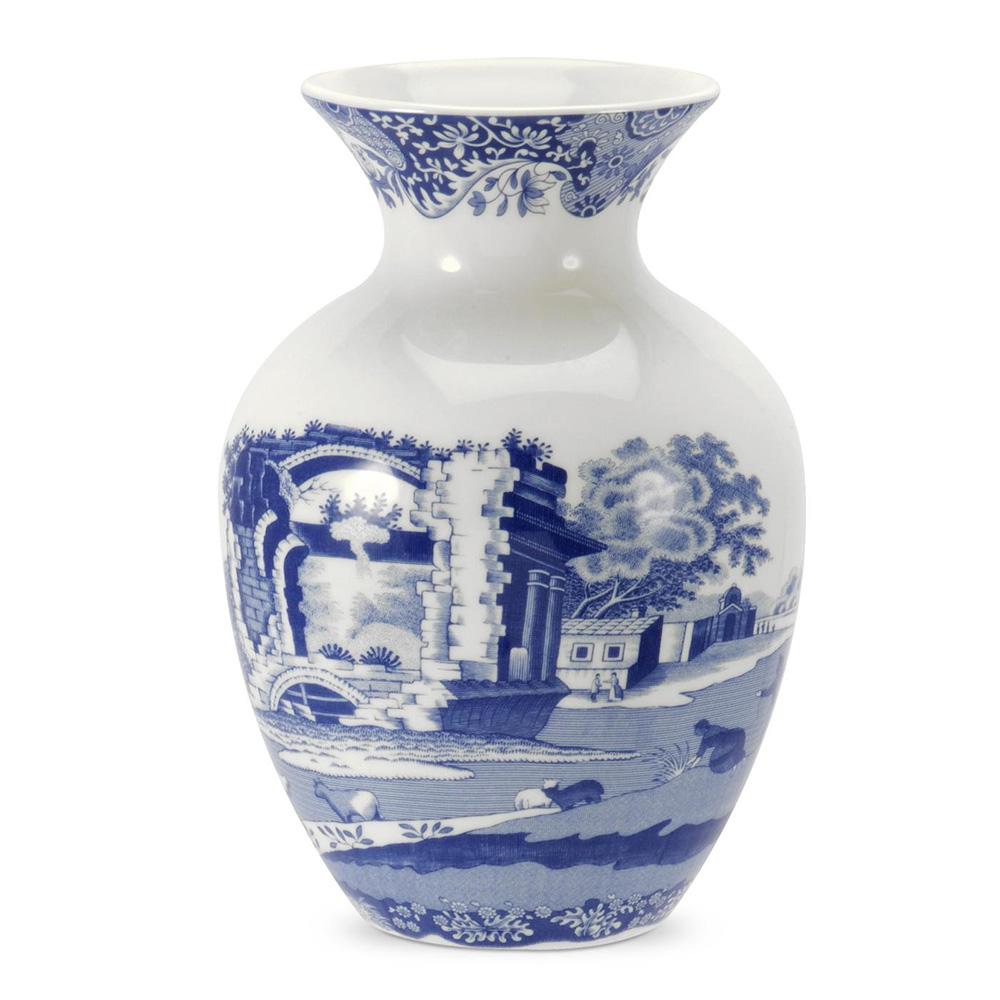 Blue Italian Vas 150 mm