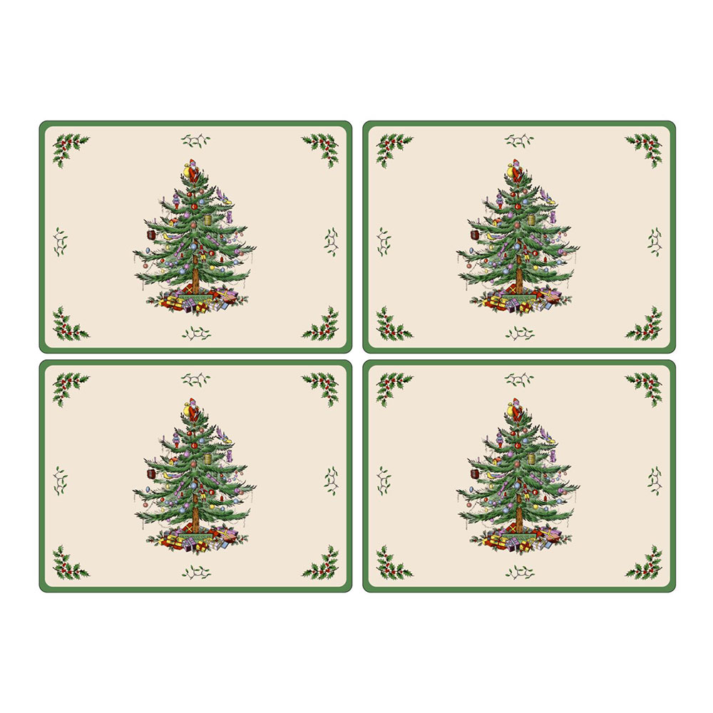 Christmas Tree Bordstablett 40×29 cm,