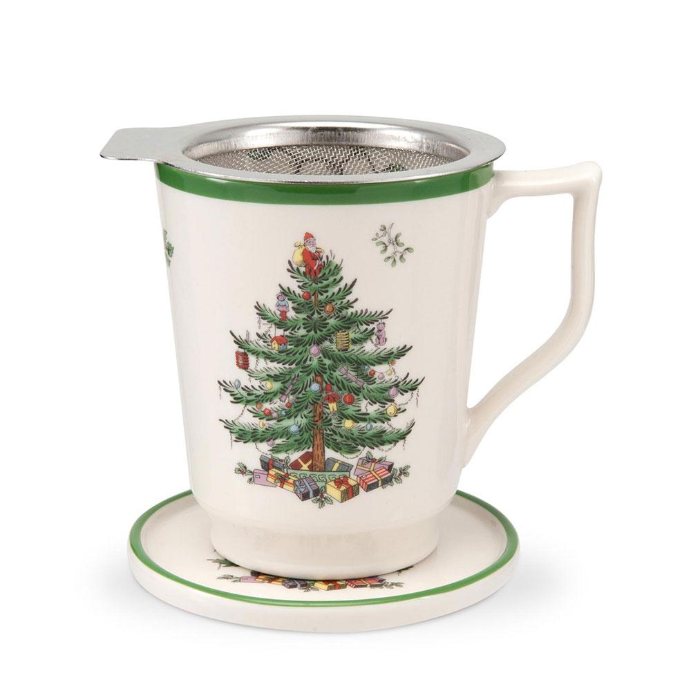 Christmas Tree Tisaniere 35 cl