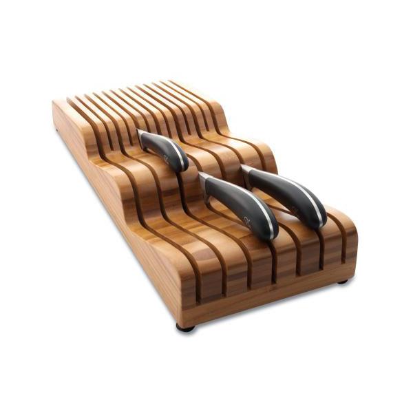Signature Knivlåda Bambu, Set 4 delar