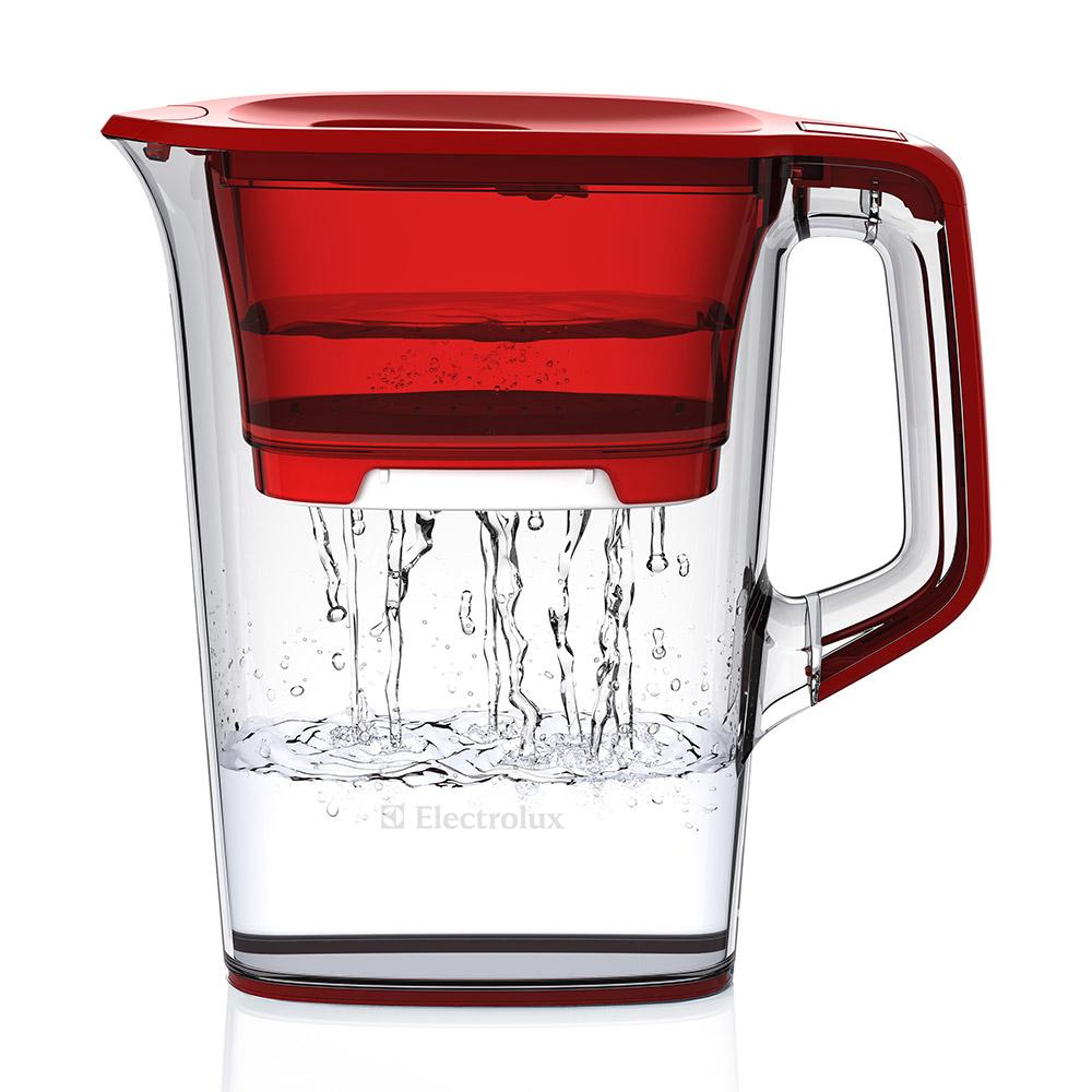 Kanna AquaSense Modell EWFLJL3 Röd
