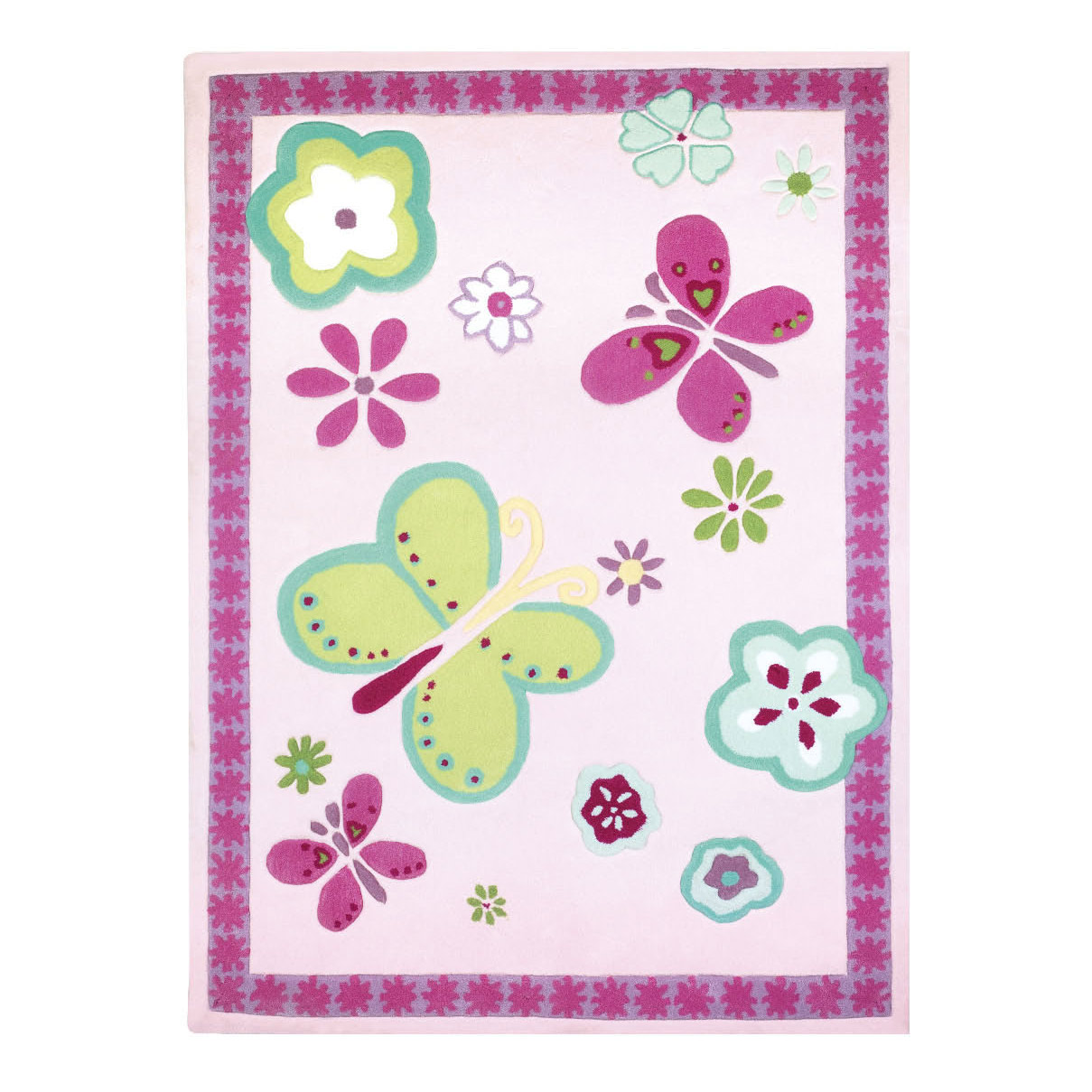 Designers Guild Kids Elgin Flower Matta