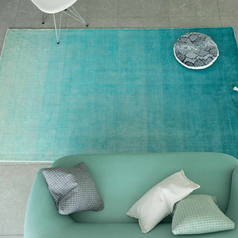 Designers Guild Eberson Aqua Matta 160 X 260 Cm