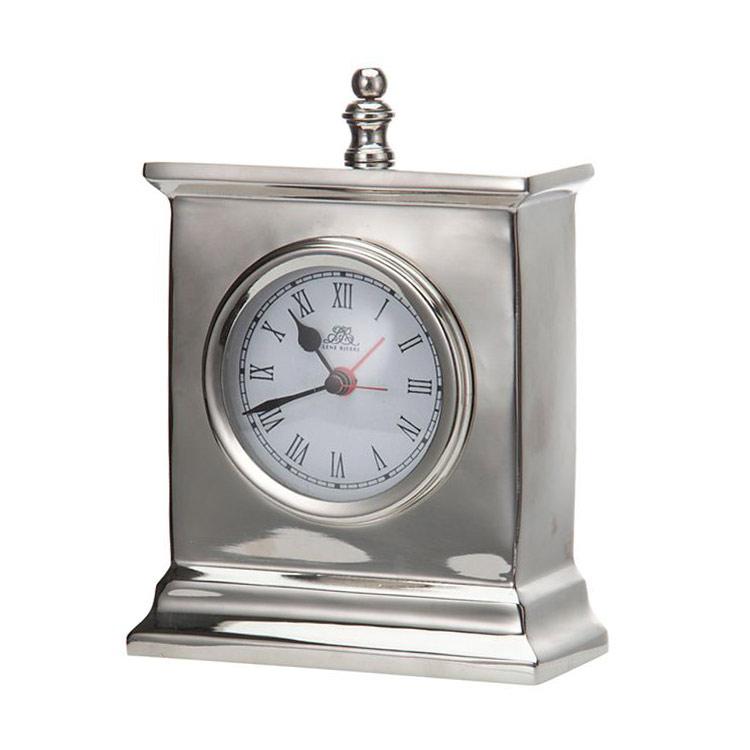 Clotilde, Klocka m. Alarm, Silver