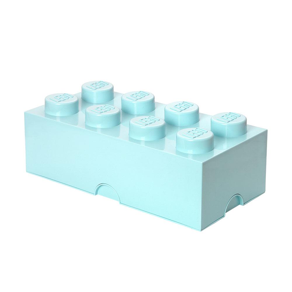 Lego Förvaringslåda 8 Aqua