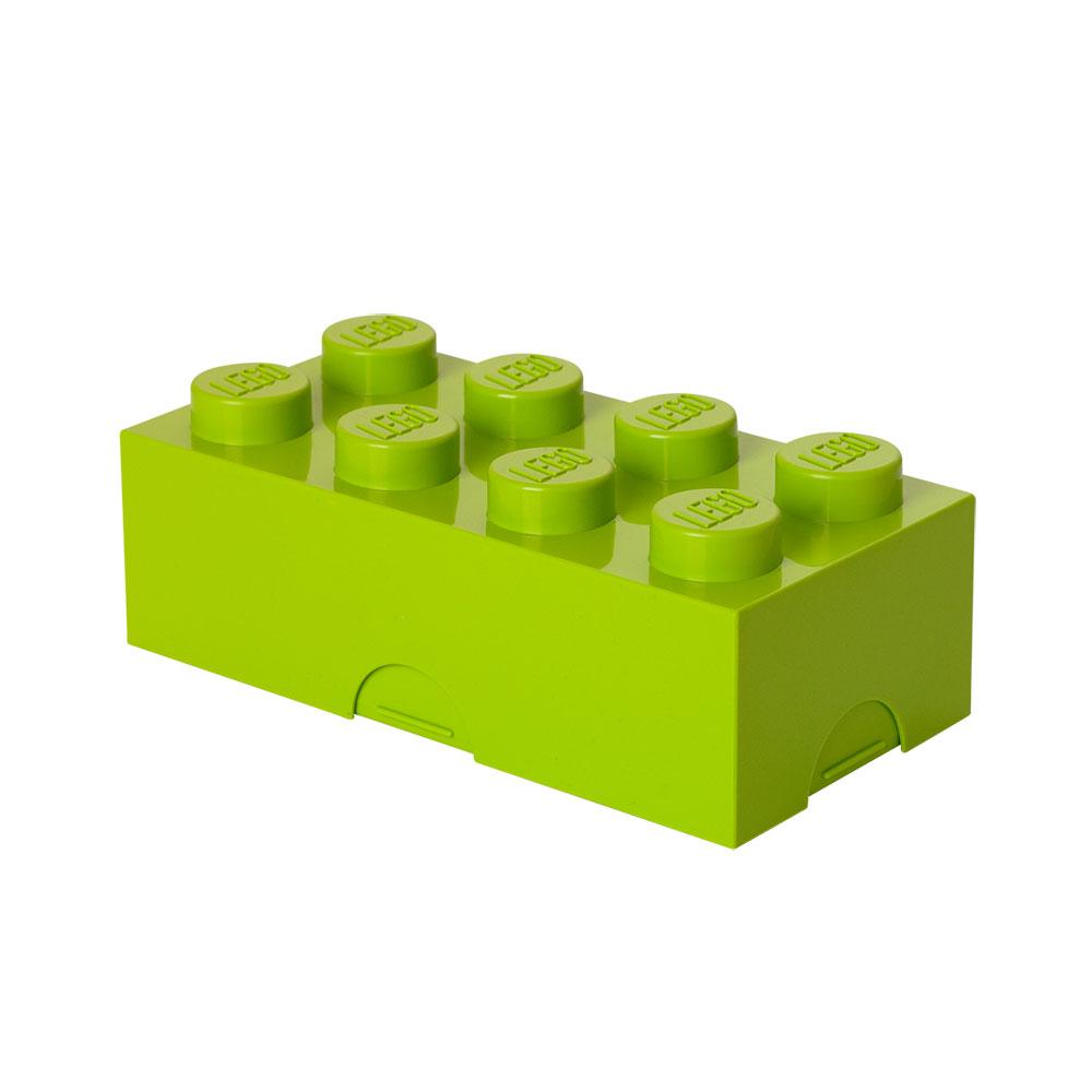 Lego Lunchbox 8 Ljusgrön