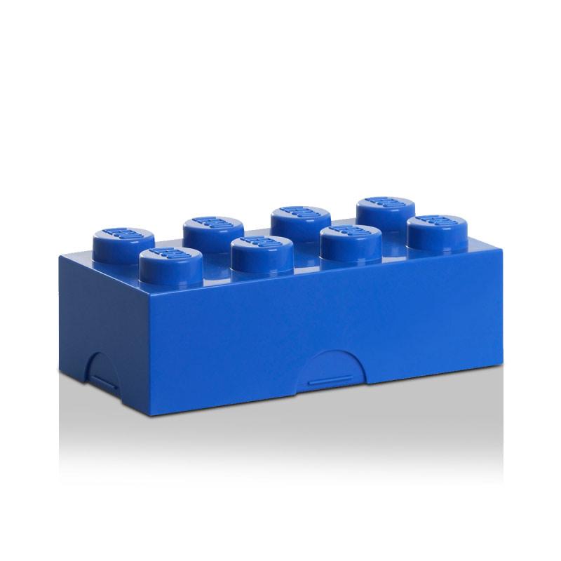 Lego Lunchbox 8 Blå