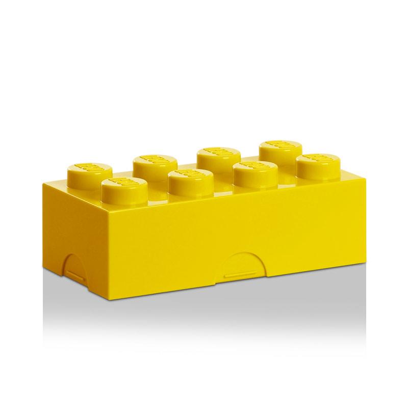 Lego Lunchbox 8 Gul