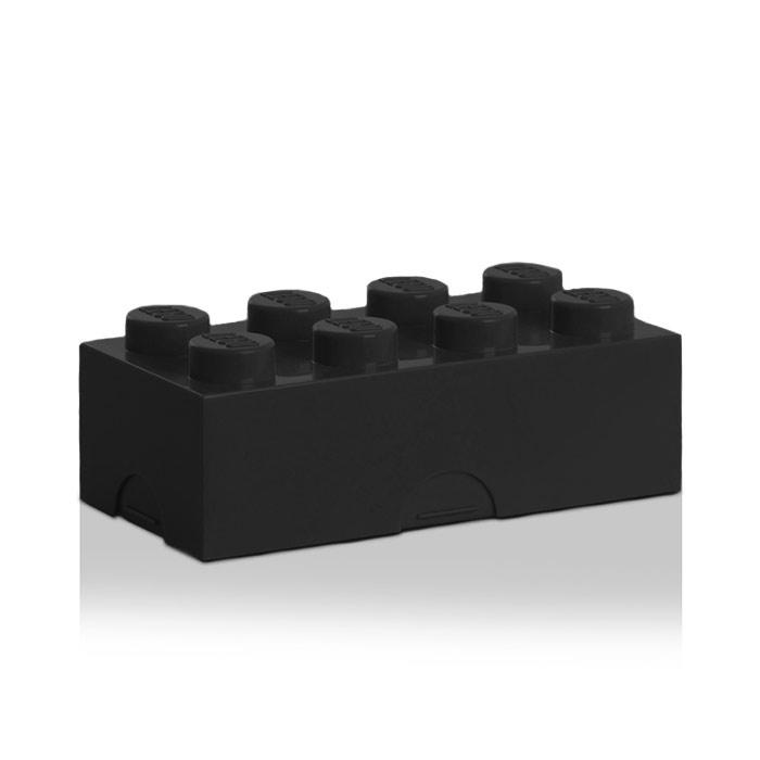 Lego Lunchbox 8 Svart