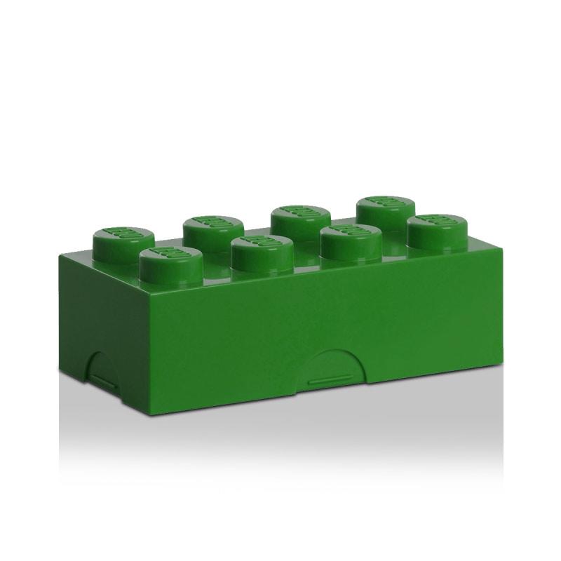 Lego Lunchbox 8 Mörkgrön
