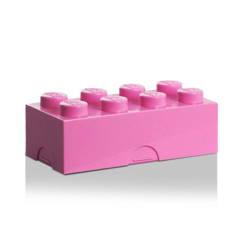 Lego Lunchbox 8 Ljuslila
