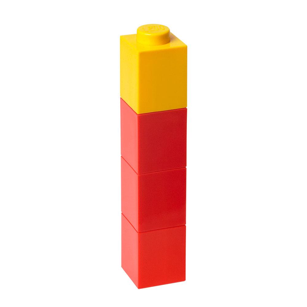 Lego Dricksflaska Röd
