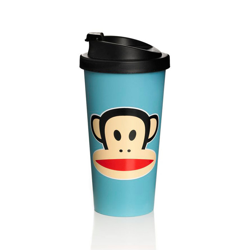Paul Frank To Go Mugg Blå