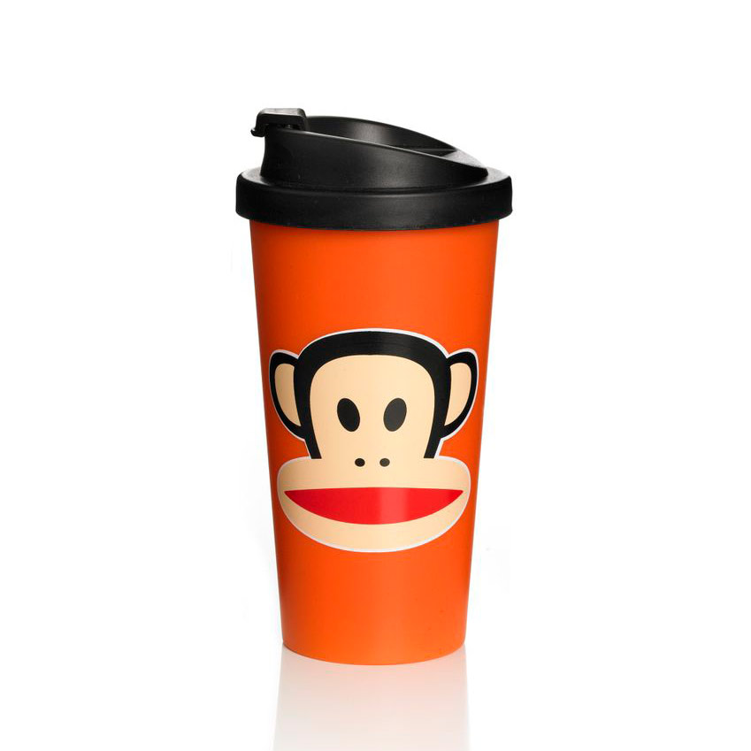 Paul Frank To Go Mugg Orange