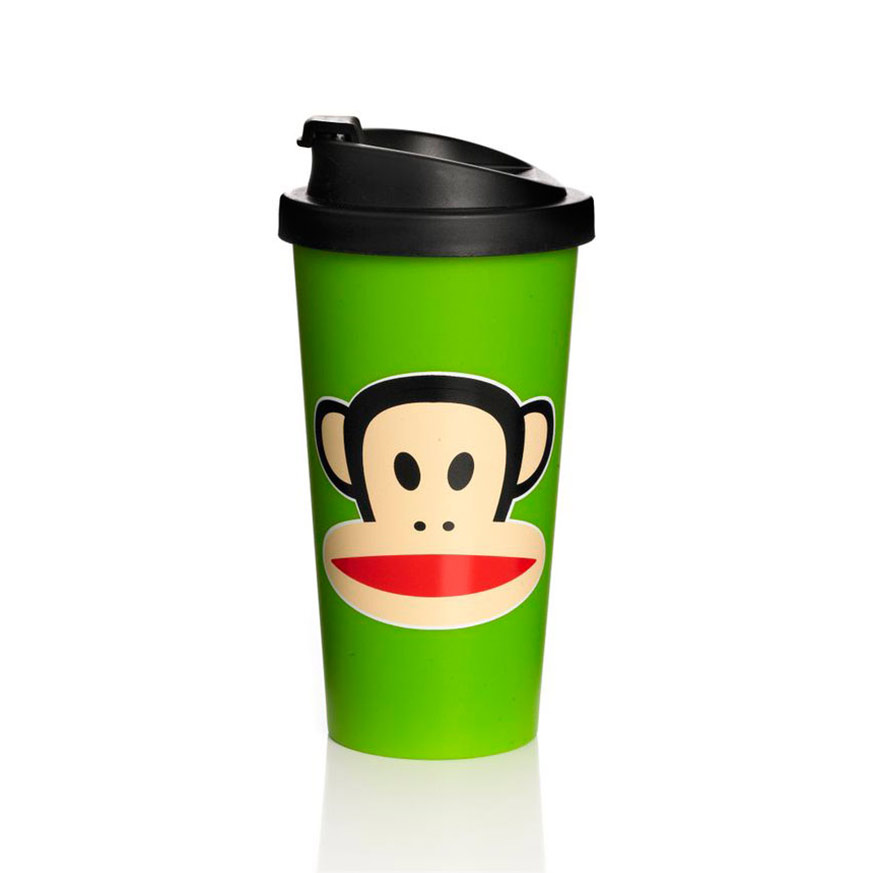 Paul Frank To Go Mugg Grön