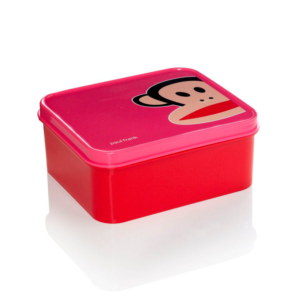 Paul Frank Lunchlåda Rosa