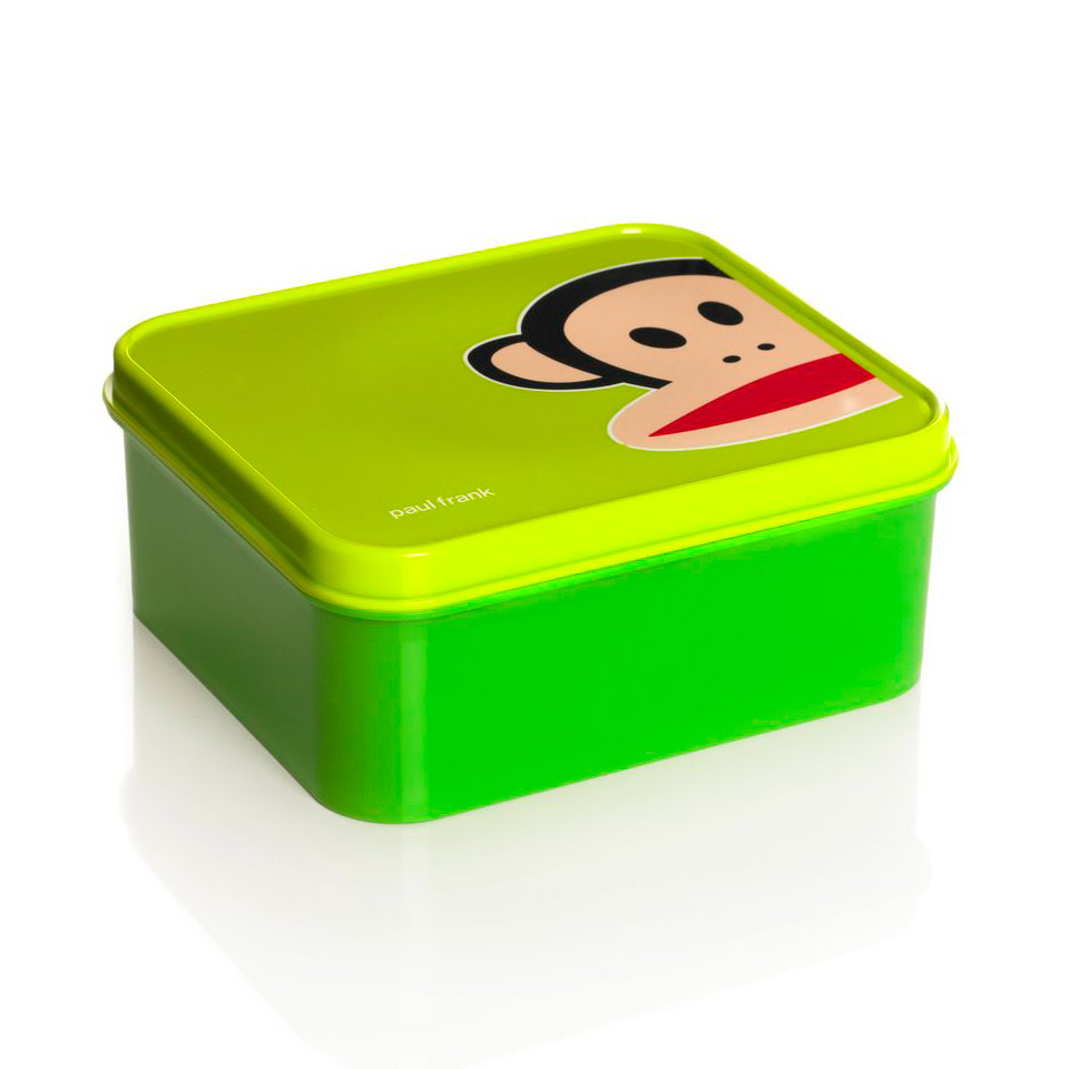 Paul Frank Lunchlåda Lime