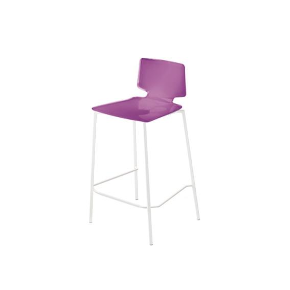 My Chair Barstol, Lila Carlo Colombo Guzzini