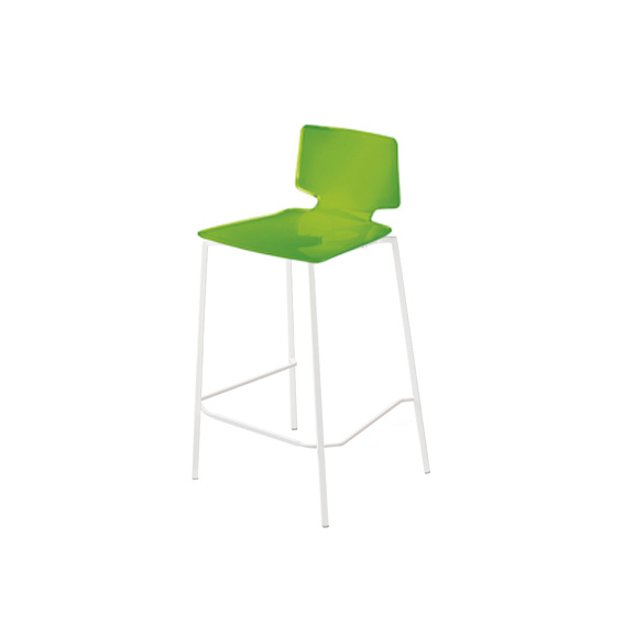 My Chair Barstol, Grön Carlo Colombo Guzzini