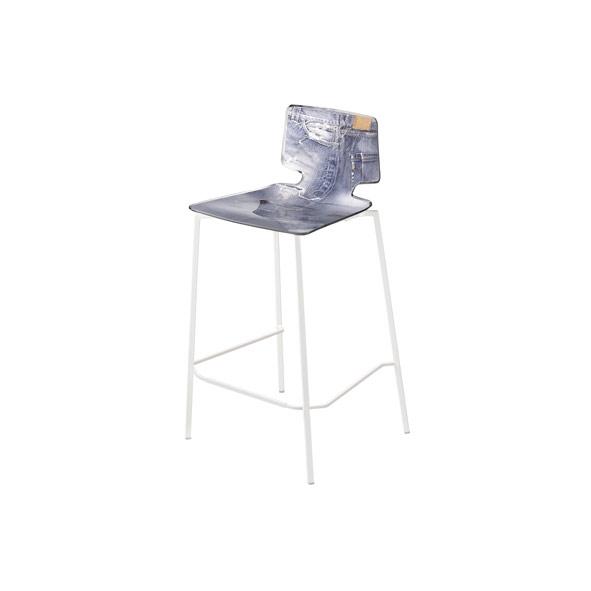 My Chair Jeans Barstol Carlo Colombo Guzzini
