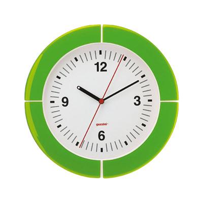 i-Clock Väggklocka Grön