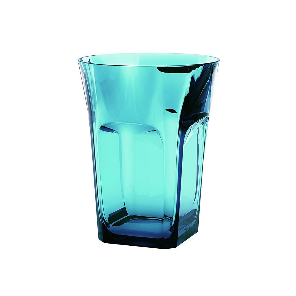Belle Epoque Vattenglas Blå