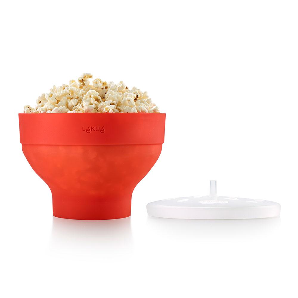Popcorn Maker, Röd, Lékué
