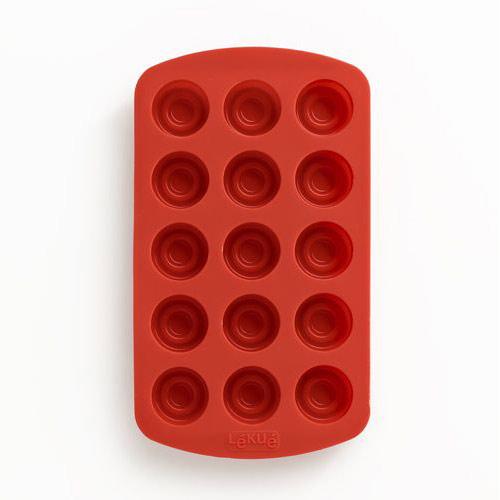 Lékué Pralinform Cylinder Röd