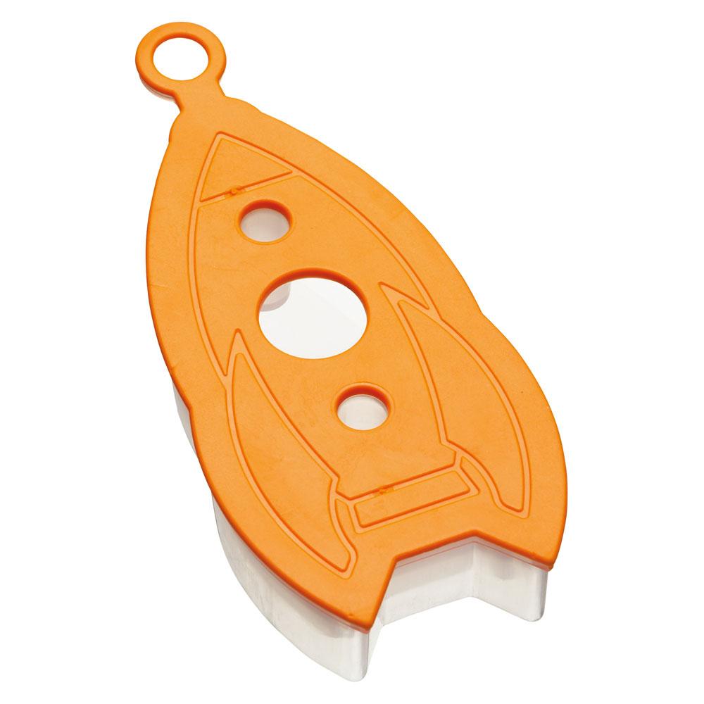 Let's Make Utstickare 3D Rymdraket