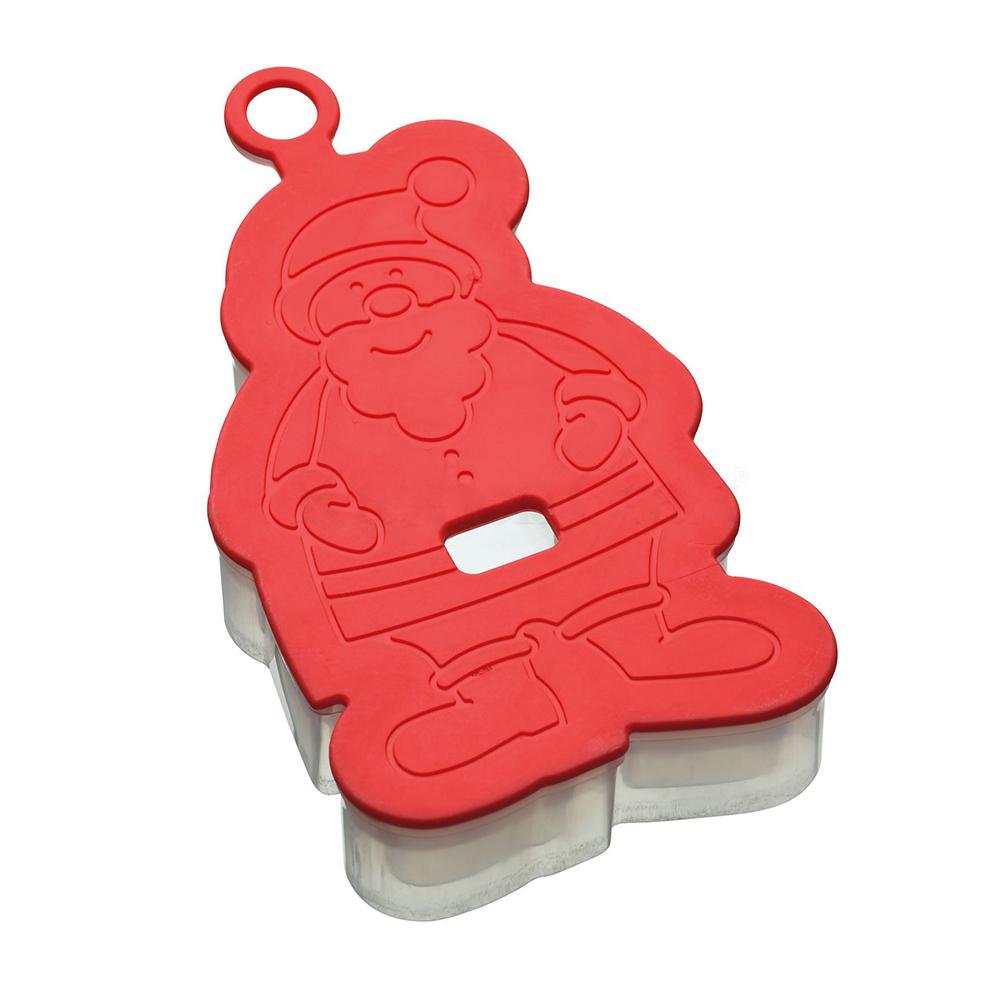 Let's Make Utstickare 3D Jultomte