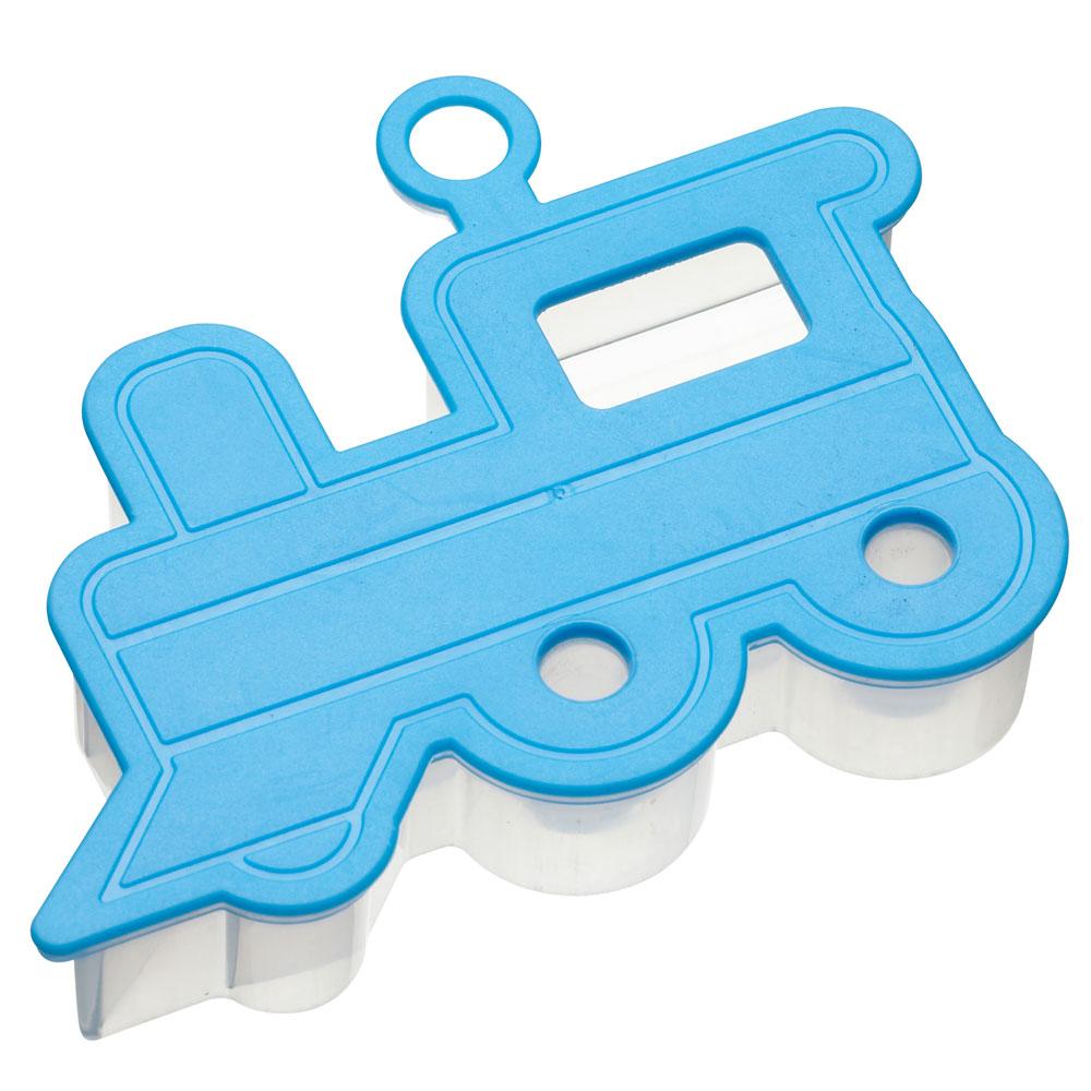 Let's Make Utstickare 3D Tåg