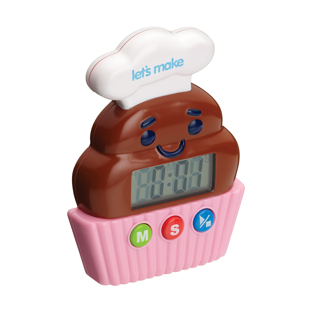Let's Make Muffins Digital Timer