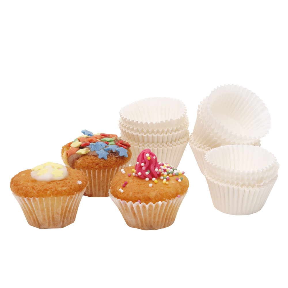 Sweetly Does It Räfflad Mini Muffinsform 100-Pack