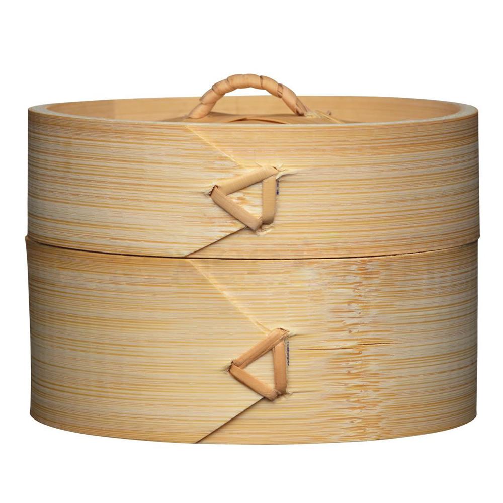 Oriental Ångkokare 100mm Bambu