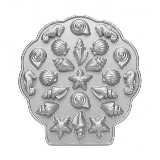 Nordic Ware Seashell Bakform