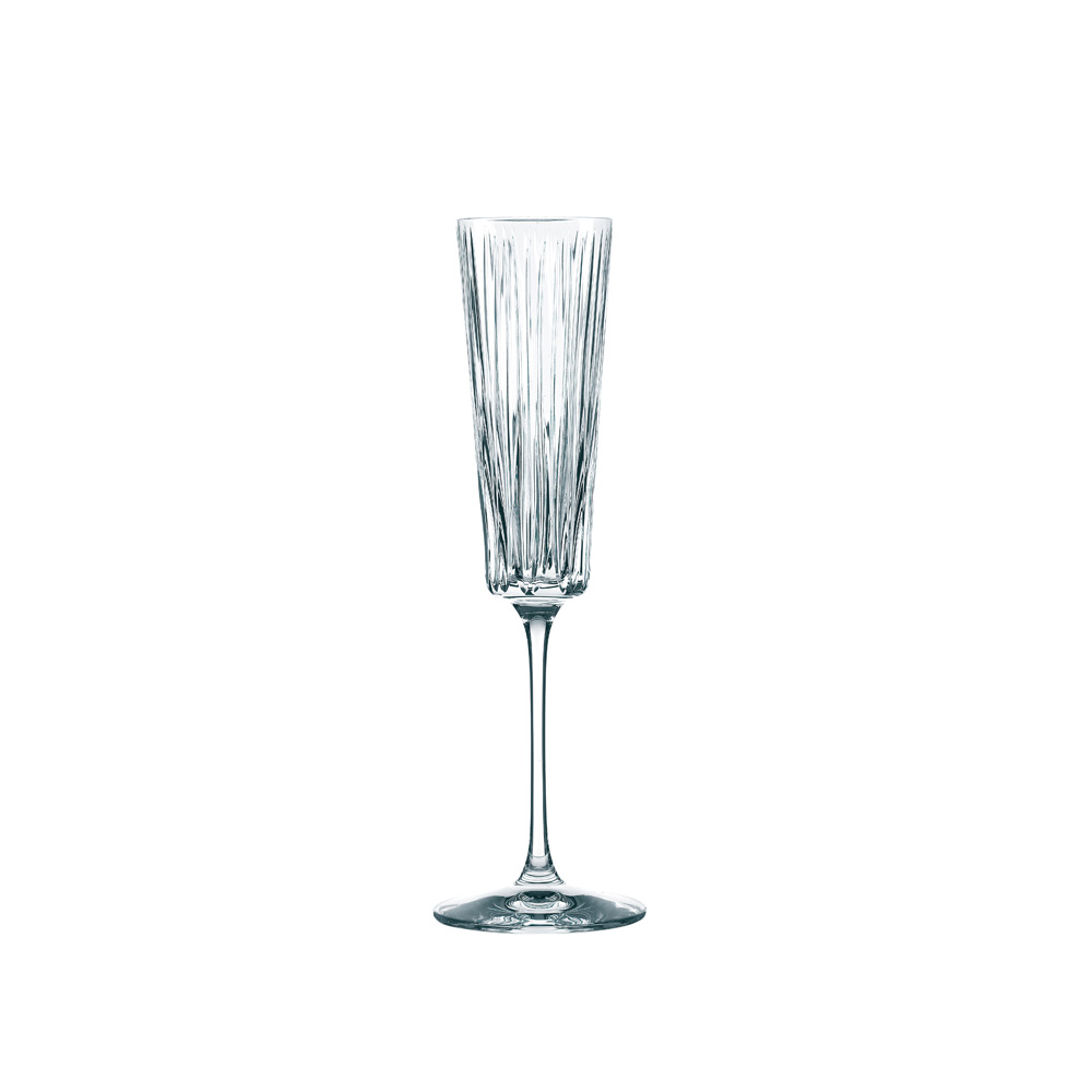 Sixties Lines Champagneglas 2-Pack