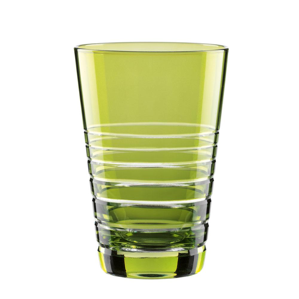 Sixties Rondo Kiwi Longdrinkglas 2-Pack