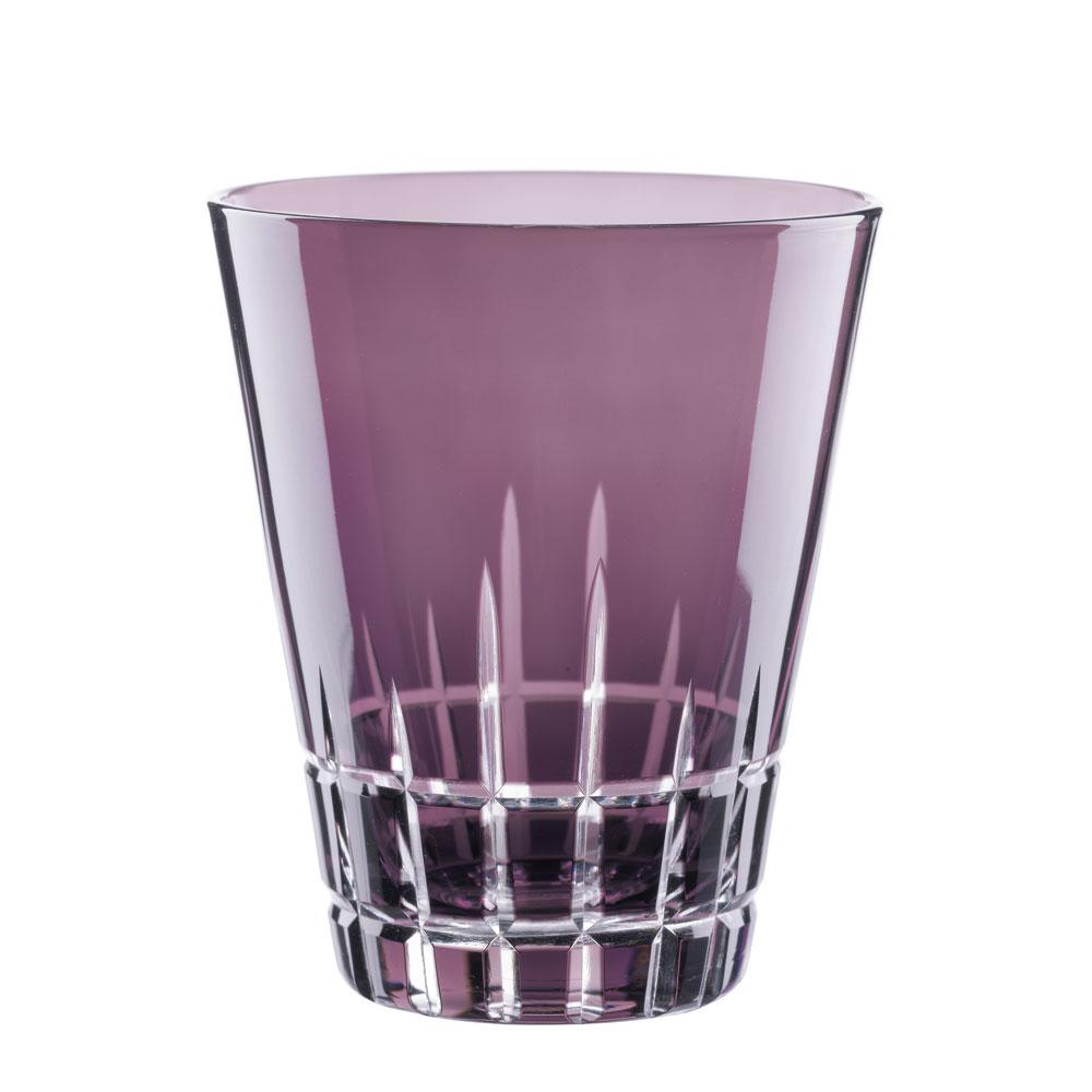Sixties Stella Violett Vattenglas 2-Pack