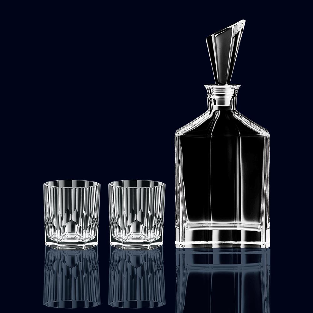 Aspen Set Karaff och 2st Glas
