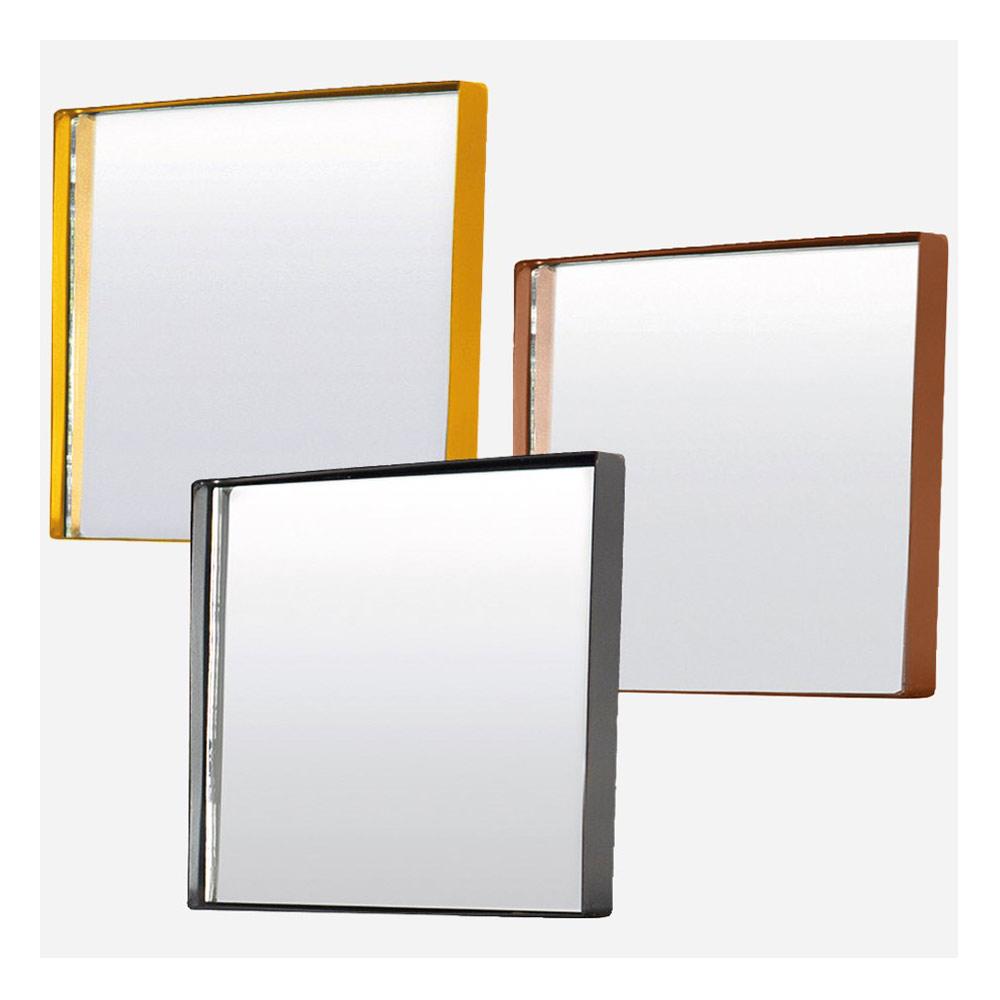 Square Spegel 30x30cm, Svart