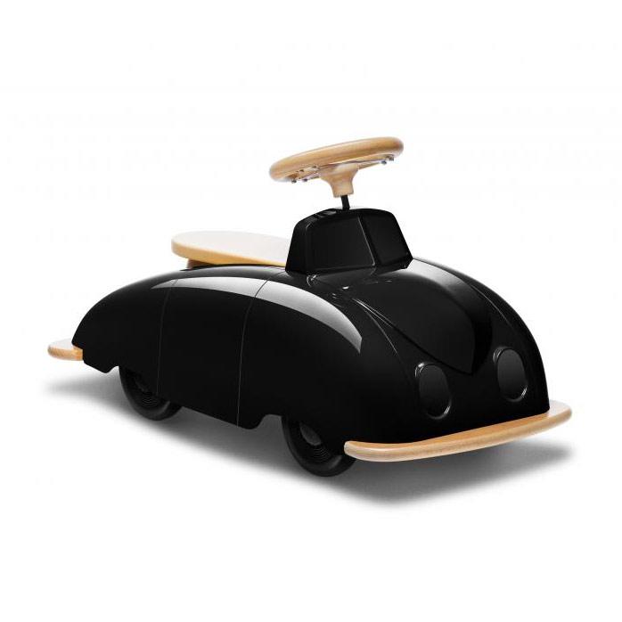 Roadster Svart