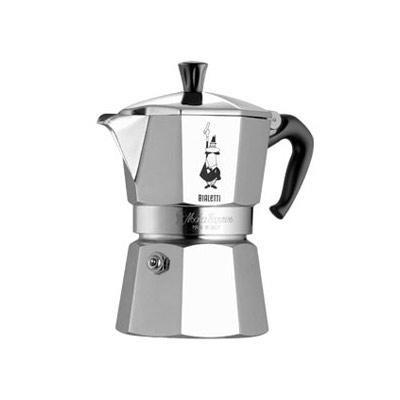 Moka Espressobryggare 2 Koppar