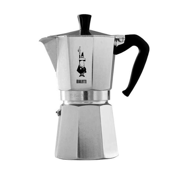 Moka Espressobryggare 12 Koppar