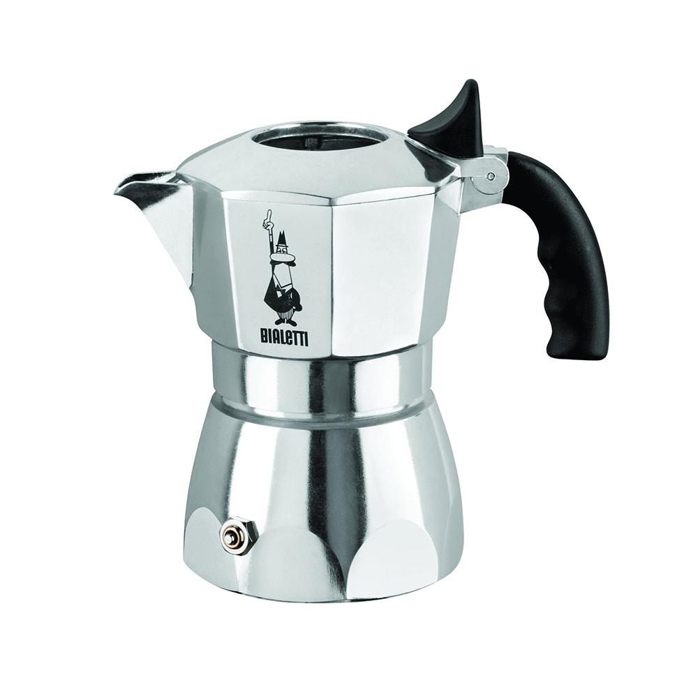 Brikka Espressobryggare 4 Koppar