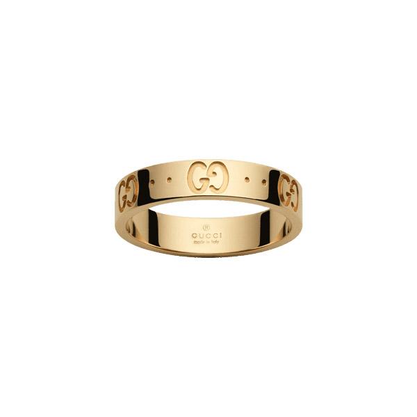 Icon GG Smal Ring Guld